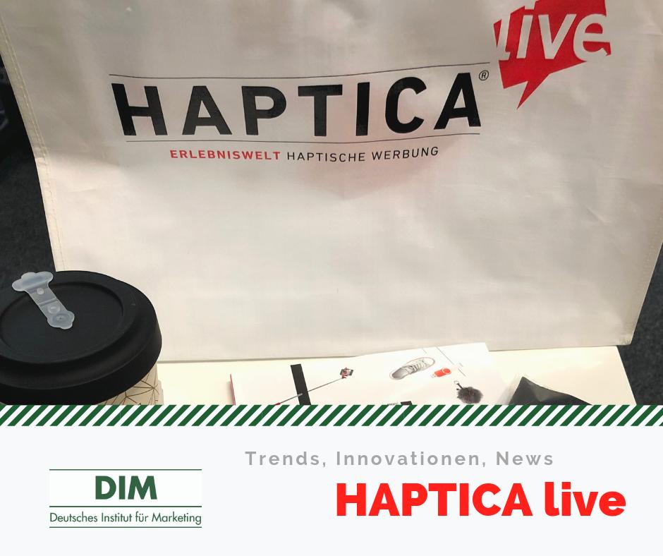 HAPTICA live
