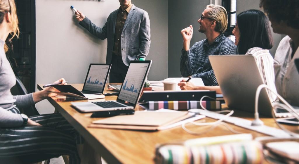 Marketingstrategie im Team entwerfen