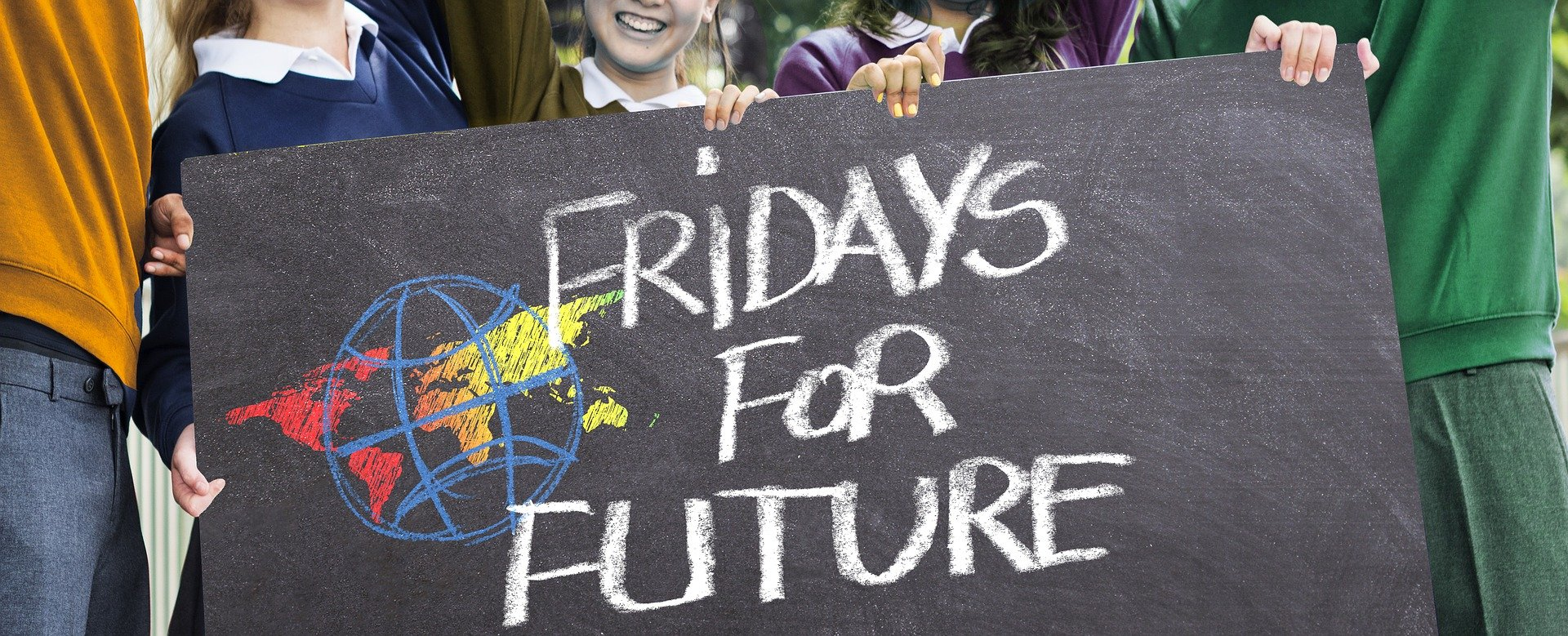 Greta Effekt Fridays-For-Future