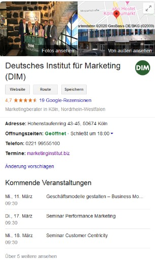 DIM Google MyBusiness 1