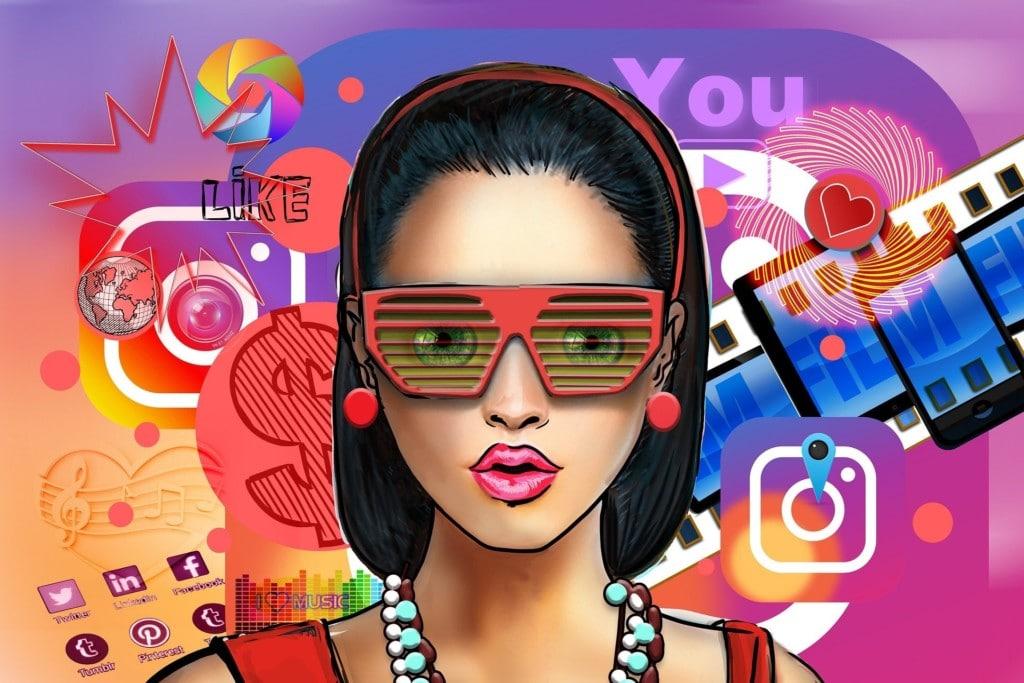 Symbolbild für Influencer