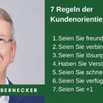 Kundenorientiertes Verhalten – die 7 wichtigsten Regeln