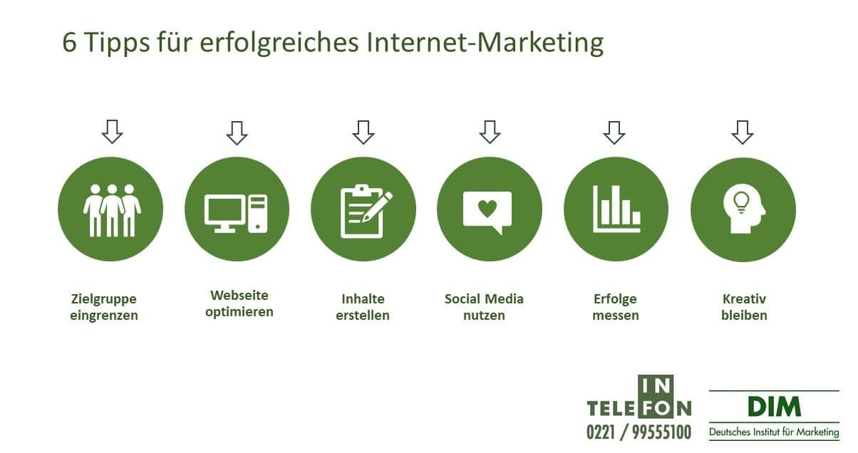 Internet-Marketing Tipps