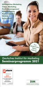 Seminarflyer 2021