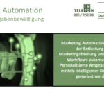 Marketing Automation – Aufgaben effizient bewältigen