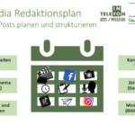Social Media Redaktionsplan – wichtige Facts rund um ein hilfreiches Must-have