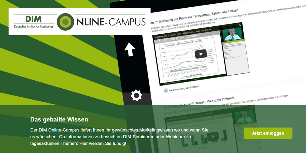 DIM-Online Campus