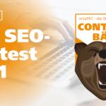 Contentbär – Der SEO-Contest 2021