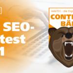 Der Contentbär – SEO-Contest 2021: Ende des Wettbewerbs
