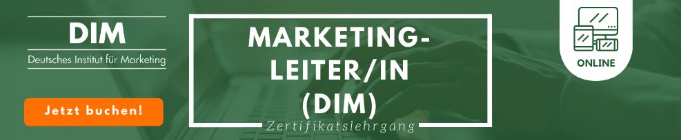Marketingleiter/in (DIM)