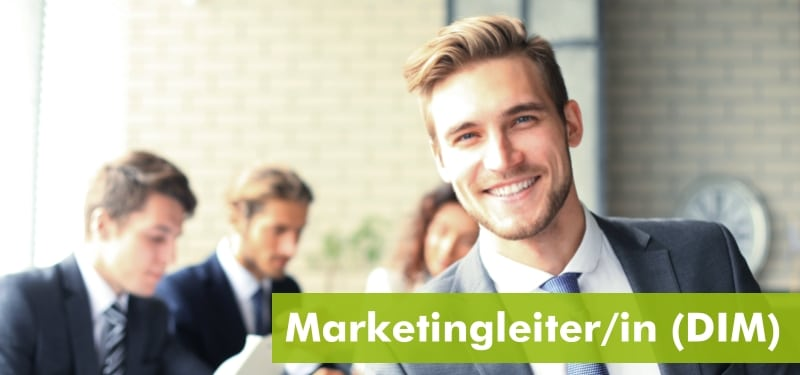 Zertifikatslehrgang Marketingleiter/in (DIM)