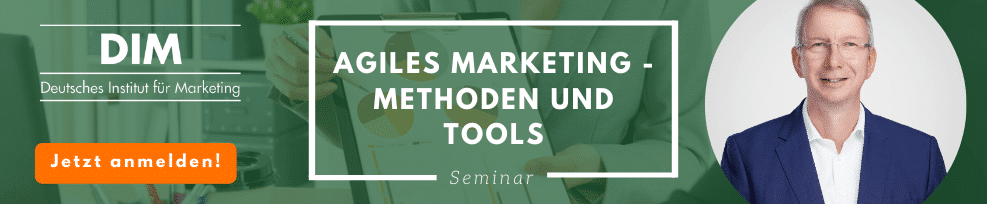 Agiles Marketing – Methoden und Tools