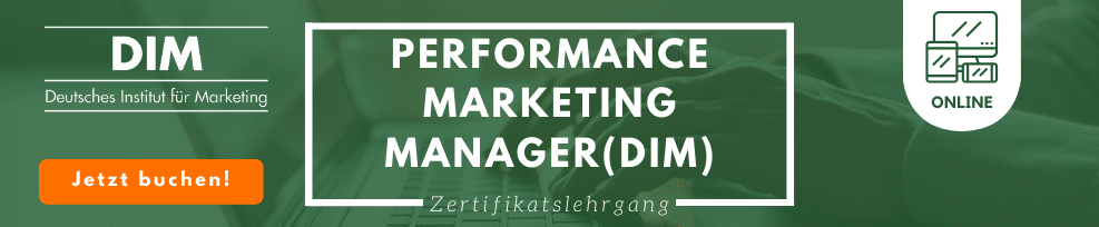Performance Marketing Manager (DIM)