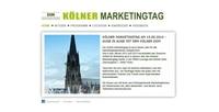 www.Koelner-Marketingtag.de