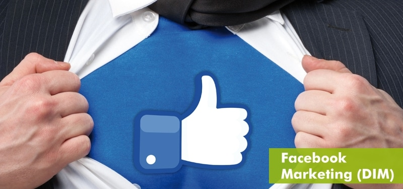 Zertifikatslehrgang Facebook Marketing (DIM)