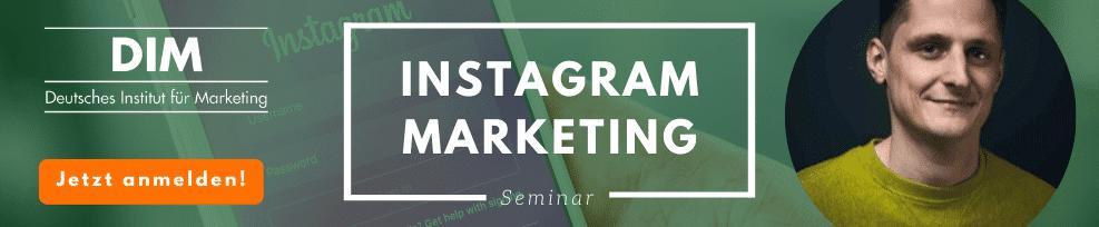 Instagram Marketing Seminar
