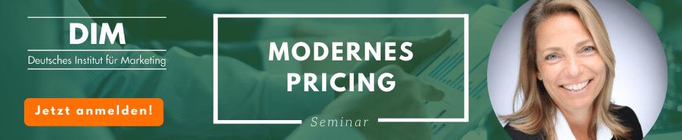 Modernes Pricing – Professionelle Preisstrategie für mehr Gewinn!