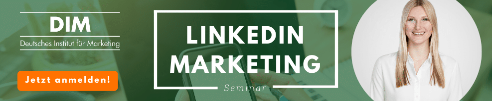 LinkedIn Marketing Seminar