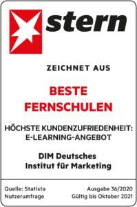 Auszeichnung Beste Fernschulen