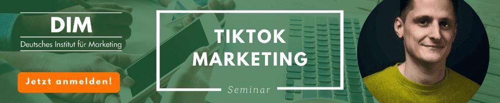 TikTok Marketing Workshop