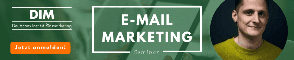 E-Mail Marketing Seminar