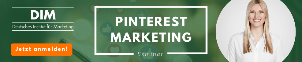 Pinterest Seminar
