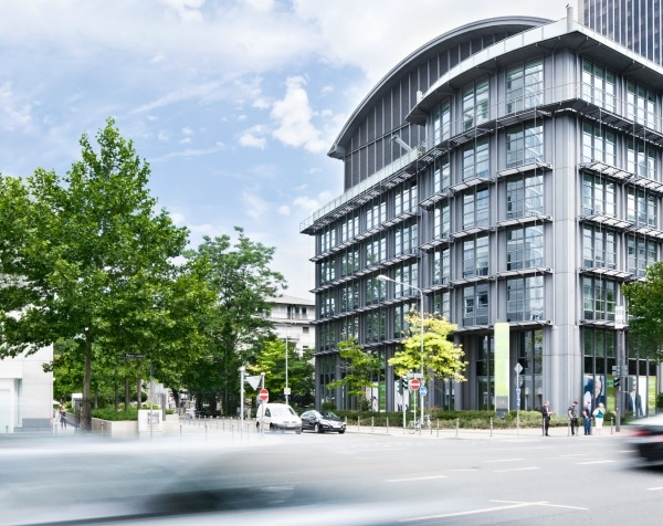 DIM, Standort Frankfurt/Main, Mainzer Landstraße 50