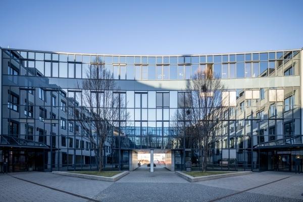 DIM, Standort München, Landsberger Straße 155