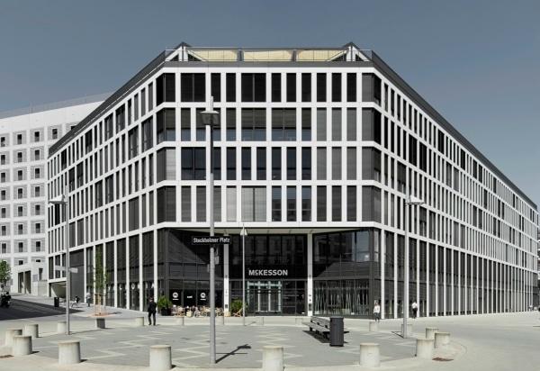 DIM, Standort Stuttgart, Stockholmer Platz 1