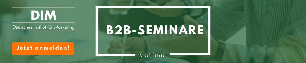 B2B-Seminare