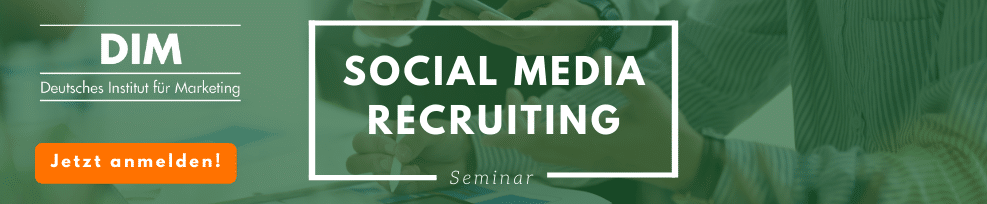 Social Media Recruiting Seminar