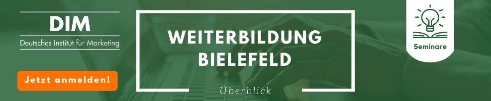 Weiterbildung in Bielefeld