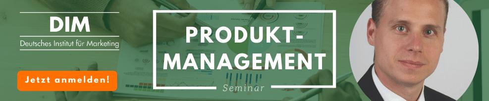 Produktmanagement – Der erfolgreiche Produktmanager