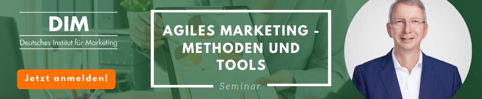 Agiles Marketing – Methoden und Tools
