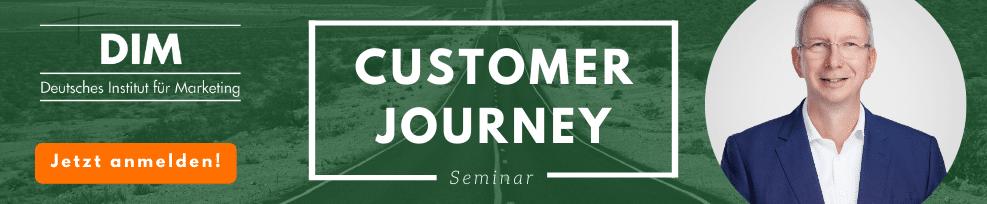 Customer Journey – Entwicklung und Gestaltung der Kundenreise