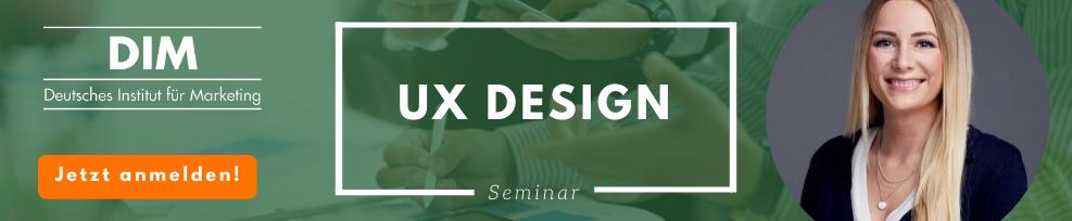 UX Design Seminar