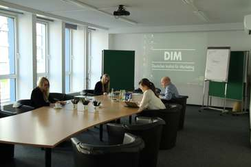Seminarraum Köln Deutsches Institut für Marketing