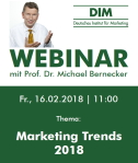 Marketing Trends 2018 - Webinar