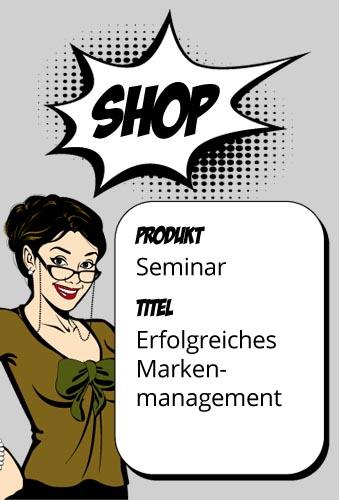 Erfolgreiches Markenmanagement Mo, 12.08. - Di, 13.08.2019 in Köln