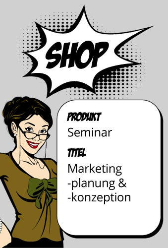 Grundlagen Marketingplanung & -konzeption Mo, 05.10. - Mi, 07.10.2020 in Köln