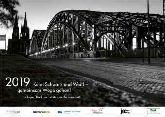 Kalender Köln 2019