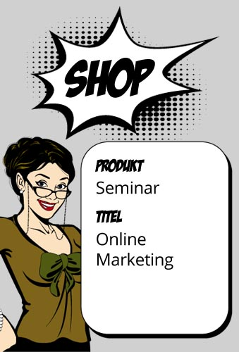 Online Marketing Seminar Mi, 05.06. - Do, 06.06.2019 in Köln