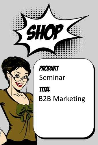 B2B Marketing Mi, 26.05. - Do, 27.05.2021 in Köln