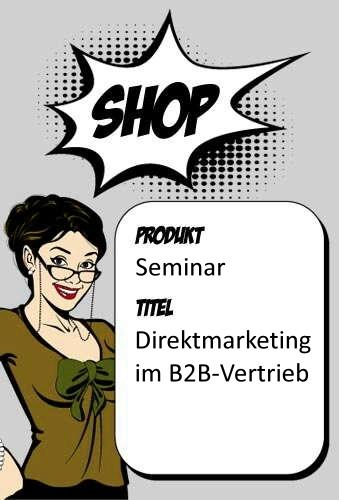 Direktmarketing im B2B-Vertrieb